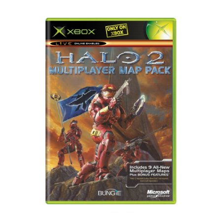 Jogo Halo 2: Multiplayer Map Pack - Xbox