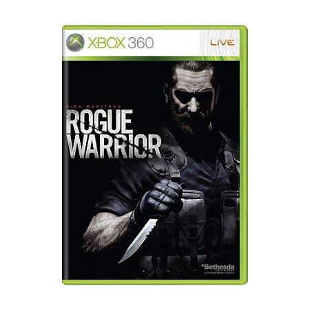 Jogo Rogue Warrior - Xbox 360