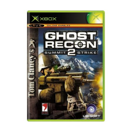Jogo Tom Clancy's Ghost Recon 2: Summit Strike - Xbox