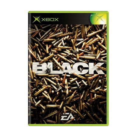 Jogo Black - Xbox