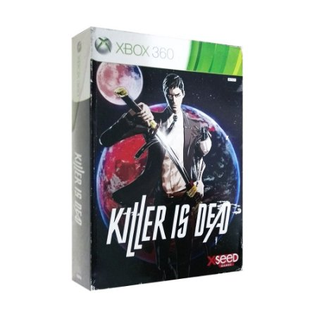 Jogo Killer Is Dead (Limited Edition) - Xbox 360
