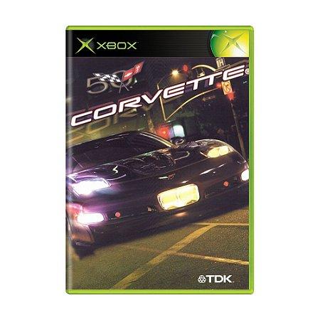 Jogo Corvette - Xbox