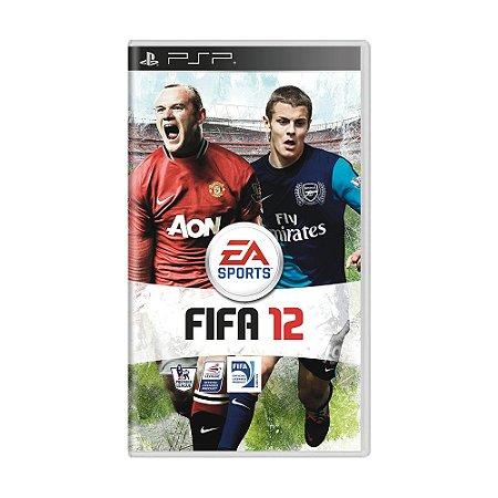 Jogo FIFA 12 - PSP