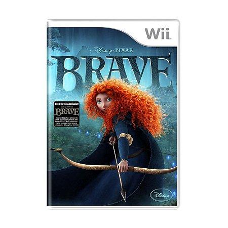 Jogo Brave - Wii