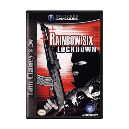 Jogo Tom Clancy's Rainbow Six: Lockdown - GameCube