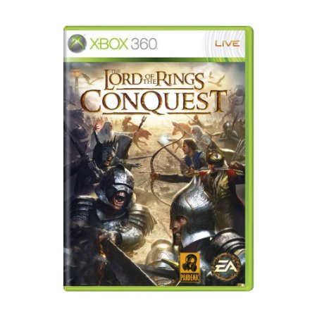 Jogo The Lord of the Rings: Conquest - Xbox 360