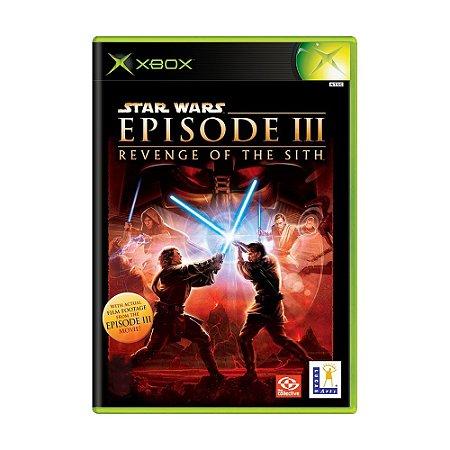 Jogo Star Wars: Episode III - Revenge of the Sith - Xbox