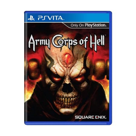 Jogo Army Corps of Hell - PS Vita