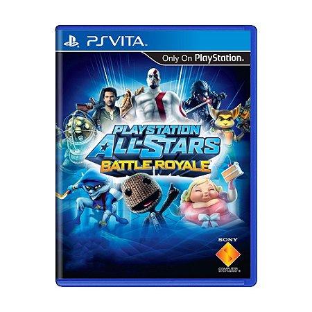 Jogo Playstation All-Stars Battle Royale - PS Vita