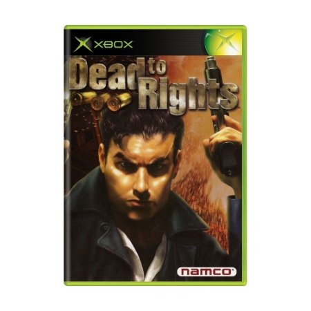 Jogo Dead To Rights - Xbox