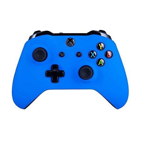 Controle Microsoft Blue Soft - Xbox One