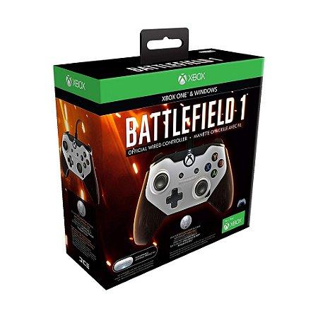 Controle PDP (Edição Battlefield 1) - Xbox One
