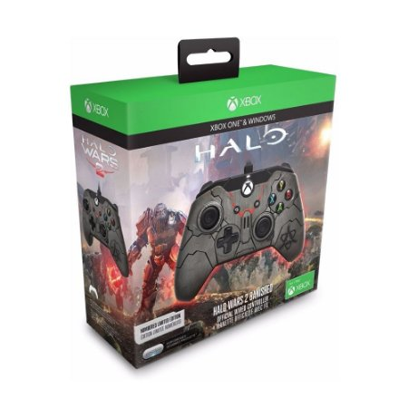 Controle PDP (Edição Halo Wars 2: Banished) - Xbox One