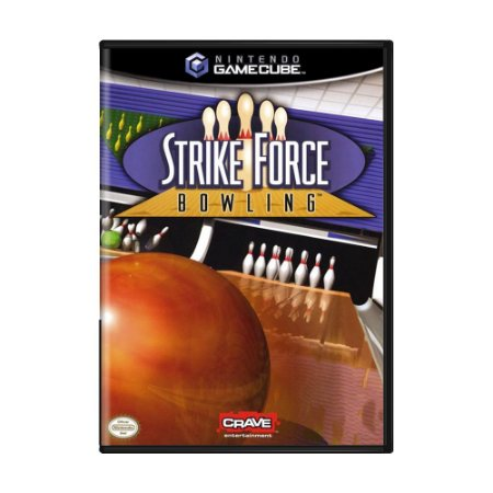 Jogo Strike Force Bowling - GameCube