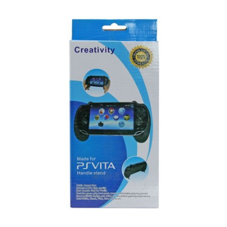 Suporte Creativity Grip Sony - PS Vita