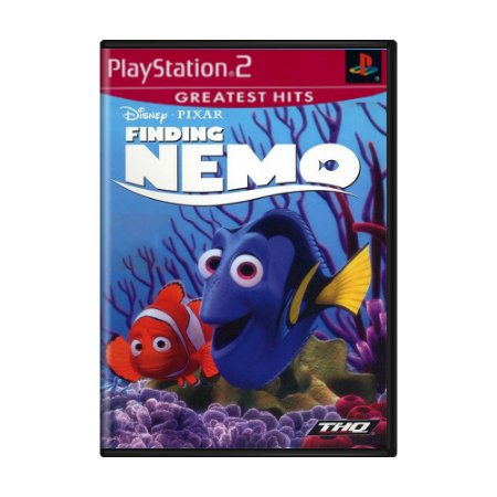 Jogo Finding Nemo - PS2