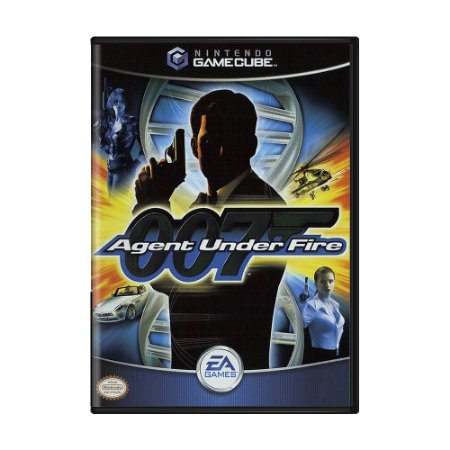 Jogo 007: Agent Under Fire - GameCube