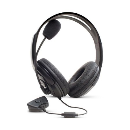 Headset Dazz Com Fio - Xbox 360