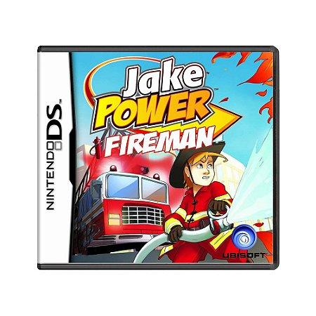 Jogo Jake Power Fireman - DS