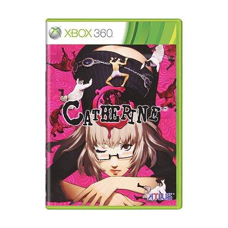 Jogo Catherine - Xbox 360
