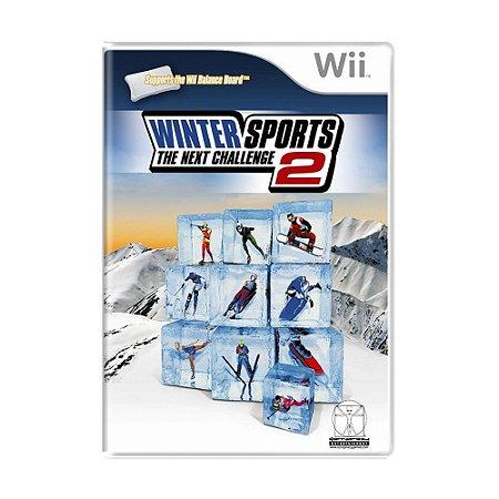 Jogo Winter Sports 2: The Next Challenge - Wii