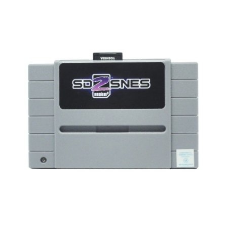 Flashcard SD2SNES - SNES