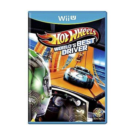 Jogo Hot Wheels: World's Best Driver - Wii U