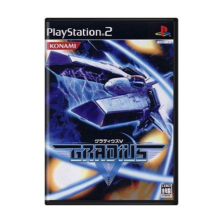 Jogo Gradius V - PS2