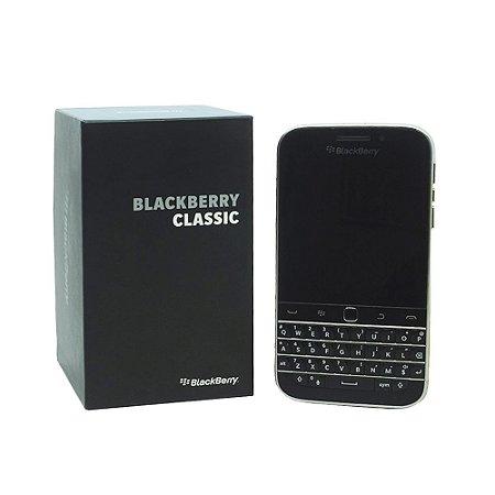 Celular BlackBerry Classic 16GB Preto