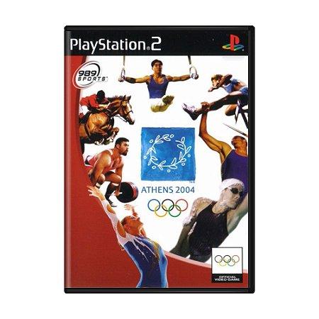 Jogo Athens 2004 - PS2