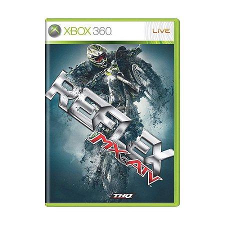 Jogo MX vs. ATV: Reflex - Xbox 360