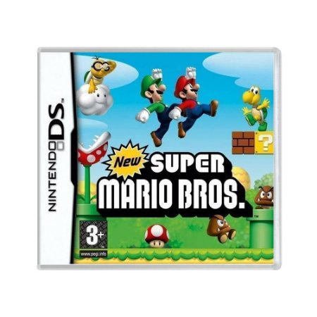 Jogo New Super Mario Bros - DS