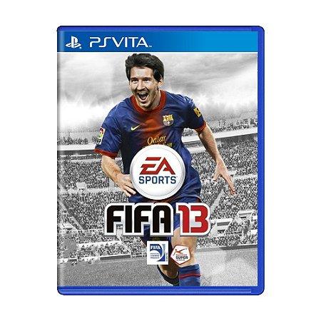 Jogo FIFA 13 - PS Vita