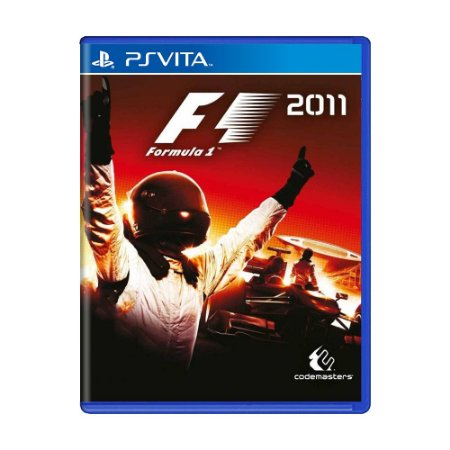 Jogo Formula 1 2011 - PS Vita