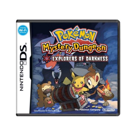 Pokémon Mystery Dungeon: Explorers of Darkness - DS