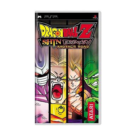 Jogo Dragon Ball Z: Shin Budokai - Another Road - PSP