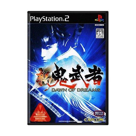 Jogo Shin Onimusha: Dawn of Dreams - PS2