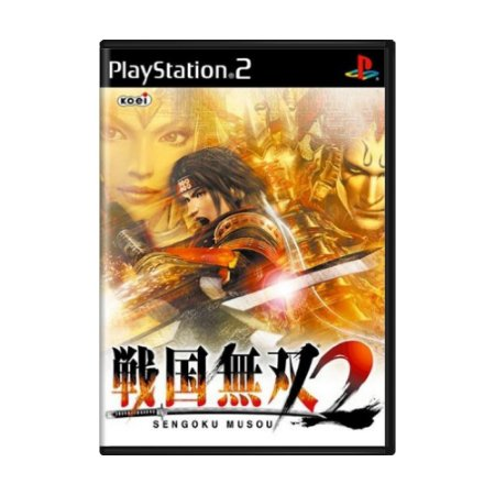 Jogo Samurai Warriors 2 - PS2