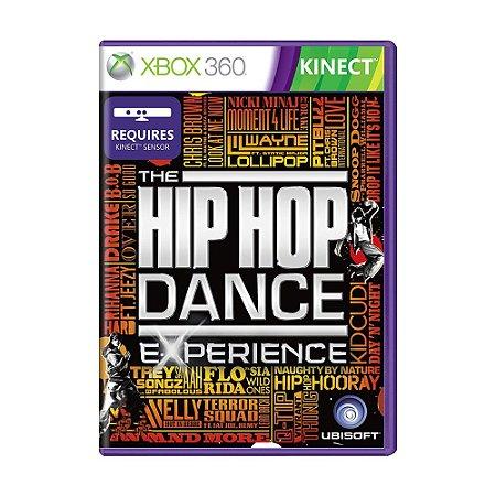 Jogo The Hip Hop Dance Experience - Xbox 360