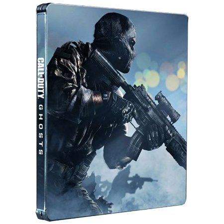 Jogo Call of Duty: Ghosts (SteelCase) - PS4