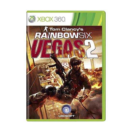 Jogo Tom Clancy's Rainbow Six: Vegas 2 - Xbox 360