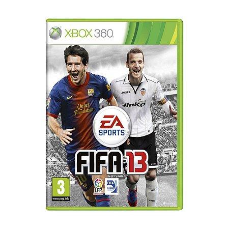 Jogo Fifa 2013 - Xbox 360