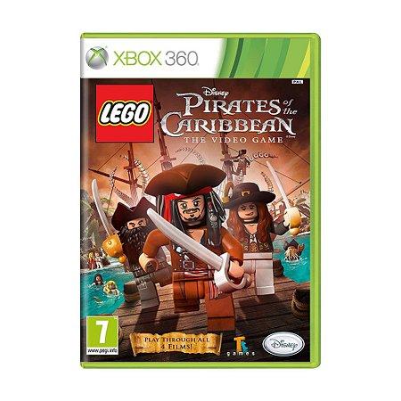 Jogo LEGO Pirates of The Caribbean: The Video Game - Xbox 360 (Europeu)