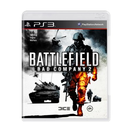 Jogo Battlefield Bad Company 2 - PS3