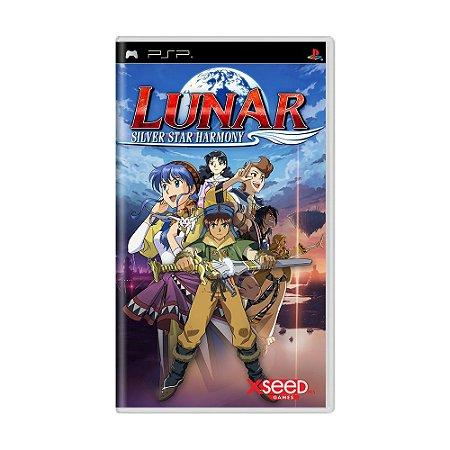 Jogo Lunar: Silver Star Harmony - PSP