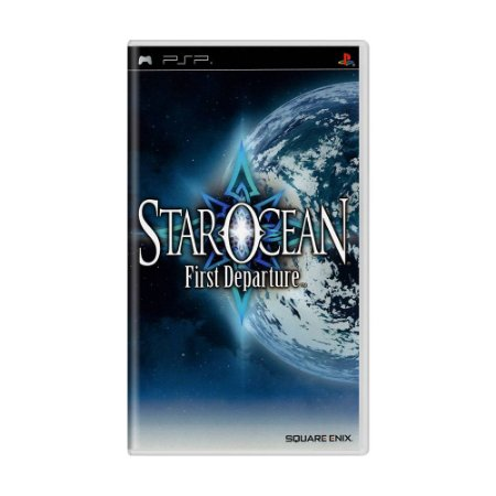 Jogo Star Ocean: First Departure - PSP
