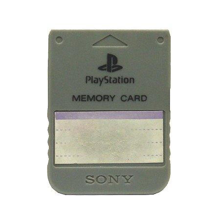Memory Card - PS1