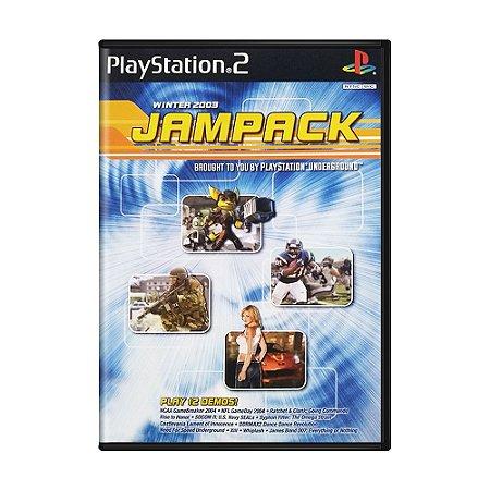 Jogo Jampack Winter 2003 - PS2