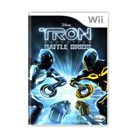 Jogo Tron Evolution: Battle Grids - Wii