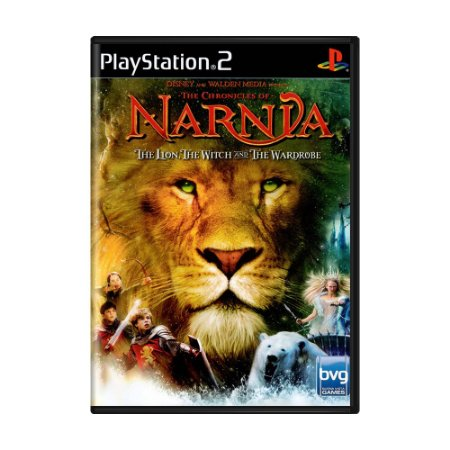 Jogo The Chronicles of Narnia: The Lion, the Witch and the Wardrobe - PS2